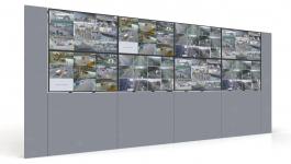 Mur d'images (structure et habillage)